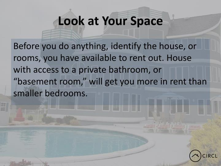 Look at Your Space