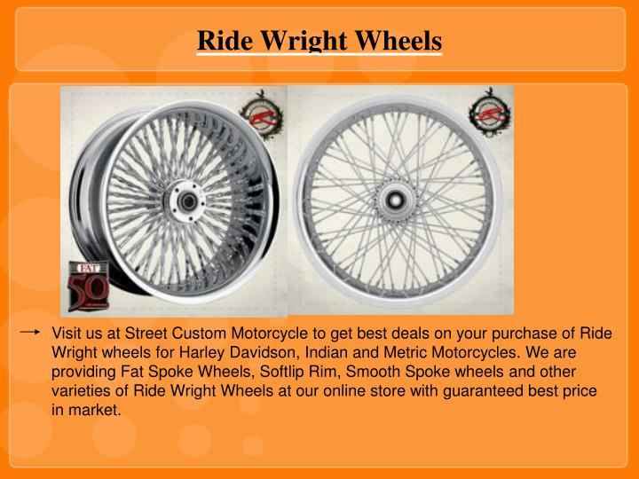 Ride Wright Wheels