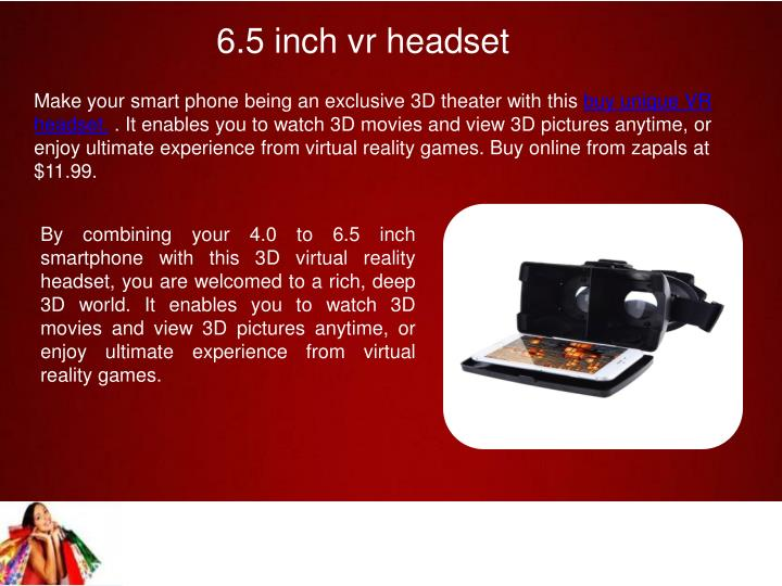6.5 inch