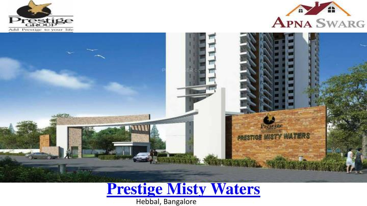 Prestige misty waters