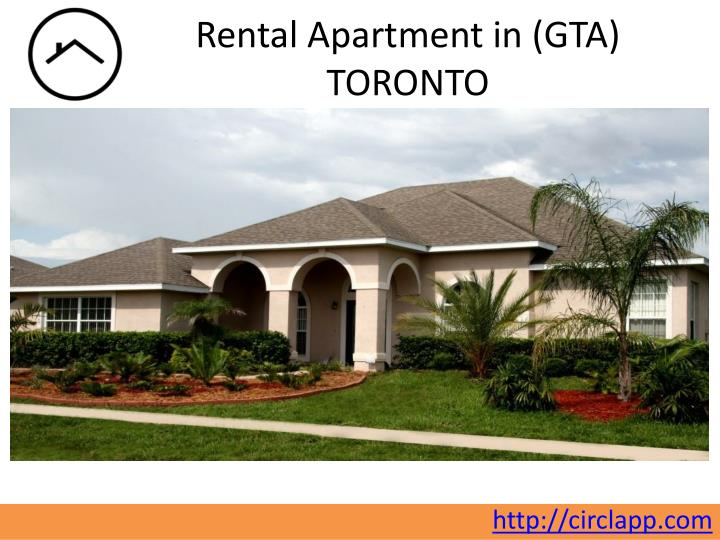 Rental Apartment in (GTA)