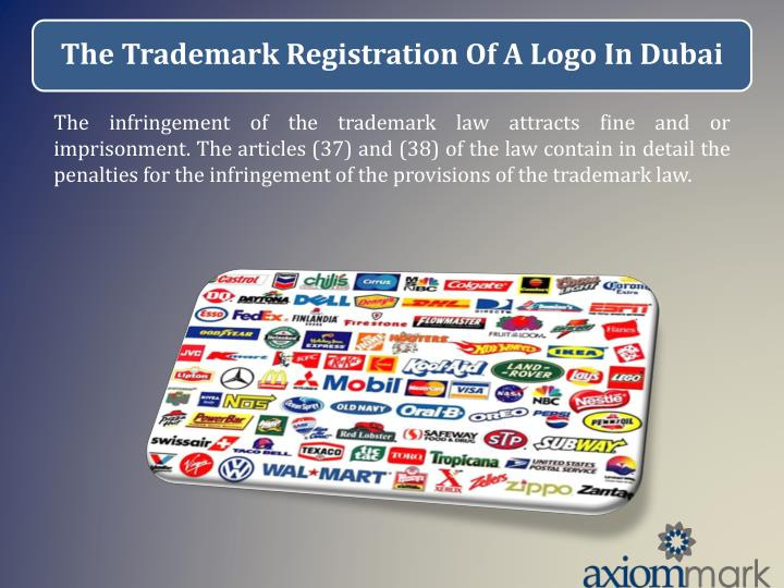 The infringement of the trademark law attracts fine and or imprisonment. The articles (37) and (38) of the law contain in detail the penalties for the infringement of the provisions of the trademark law.