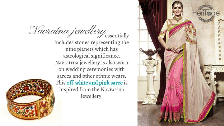 Navratna jewellery
