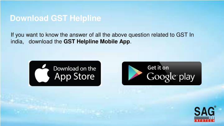 If you want to know the answer of all the above question related to GST In