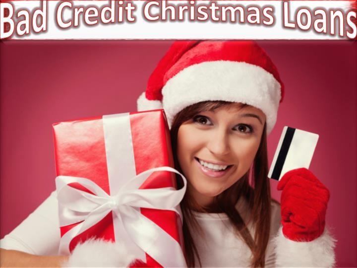Bad Credit Christmas