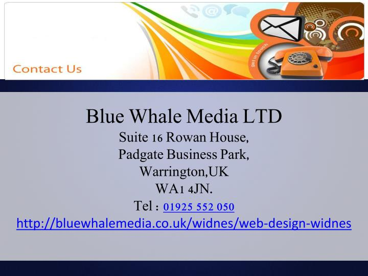 Blue Whale Media