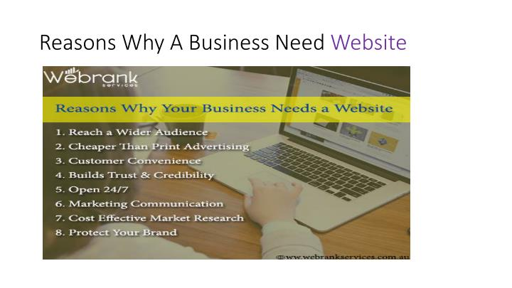 Reasons Why A Business Need