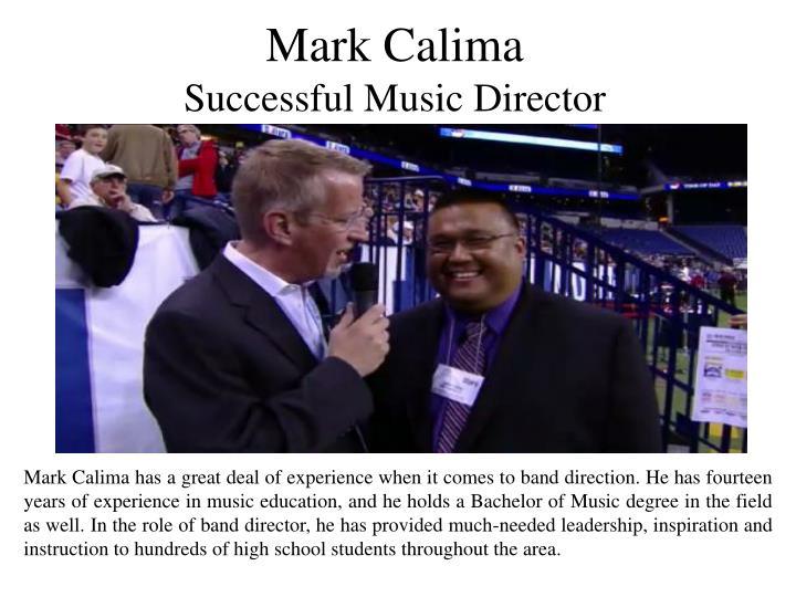 Mark Calima