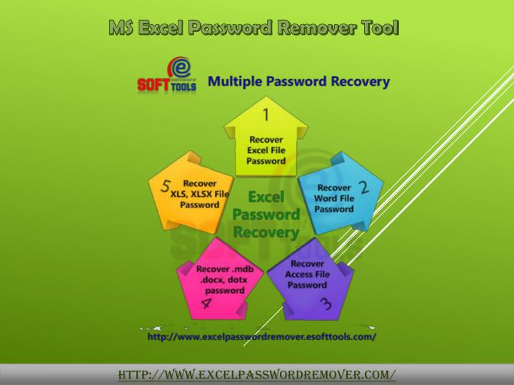 MS Excel Password Remover Tool