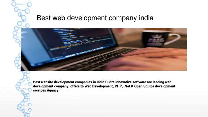 Best web development company india