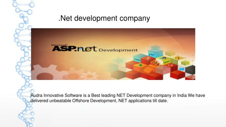 .Net development company