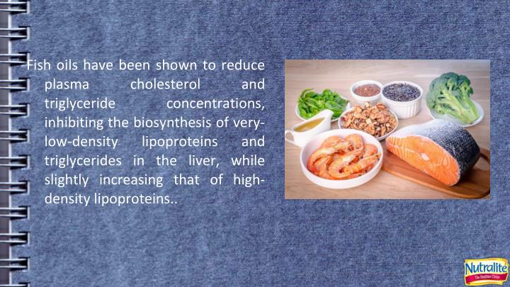 Fish oils have been shown to reduce