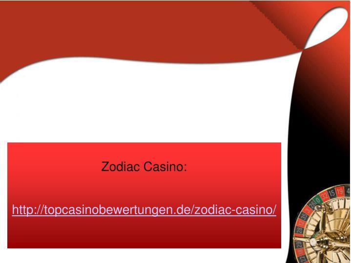 Zodiac Casino: