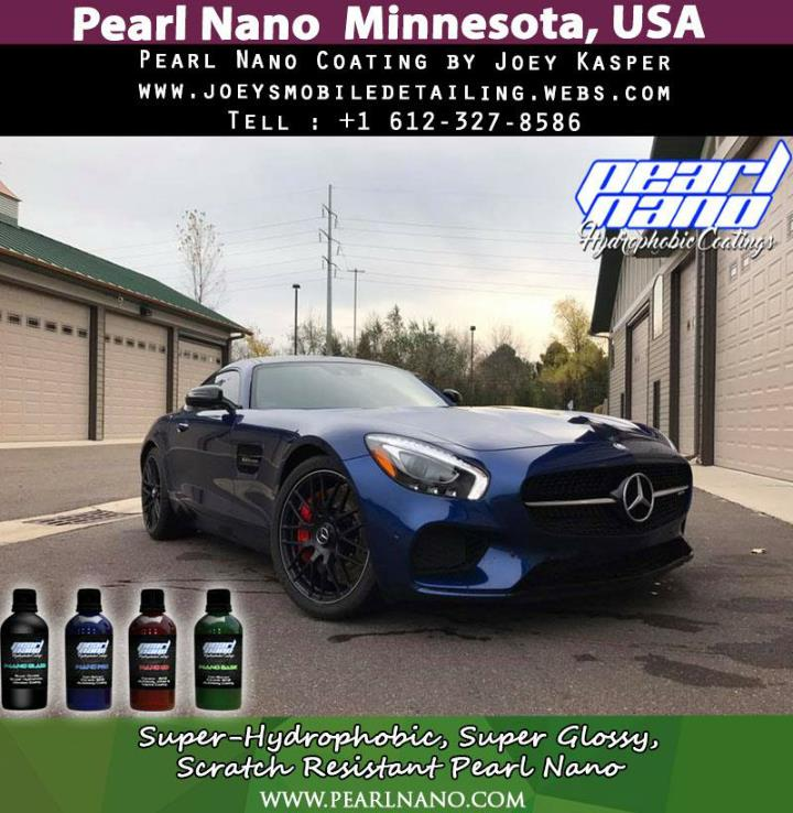 Joey s mobile detailing inc complete mobile clean up service in minnesota usa