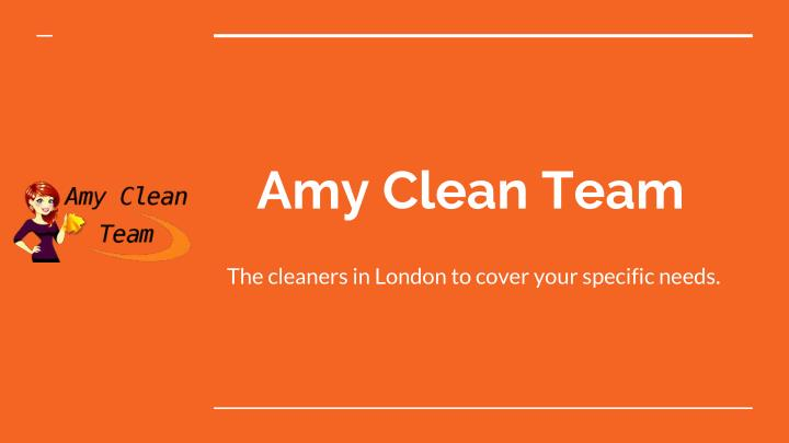Amy Clean Team