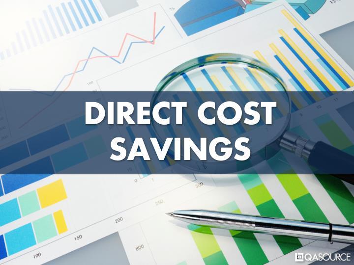 DIRECT COST