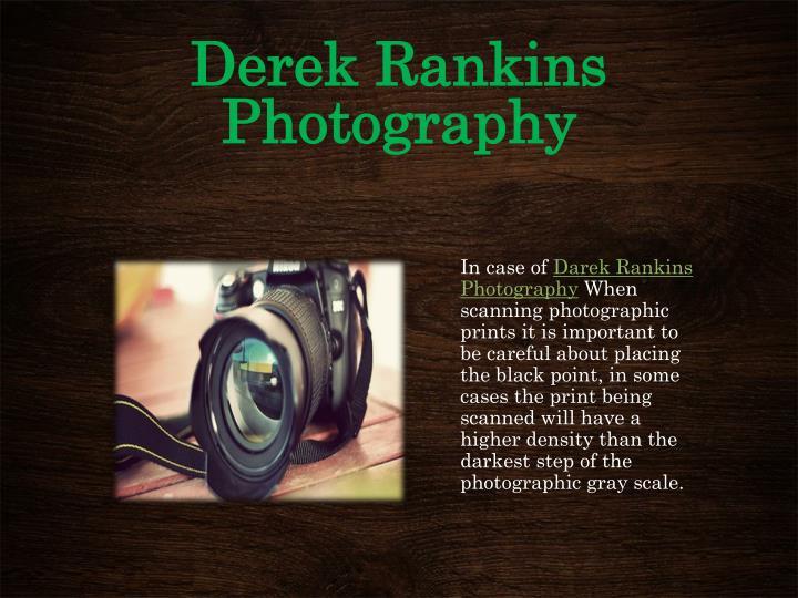 Derek Rankins Photography