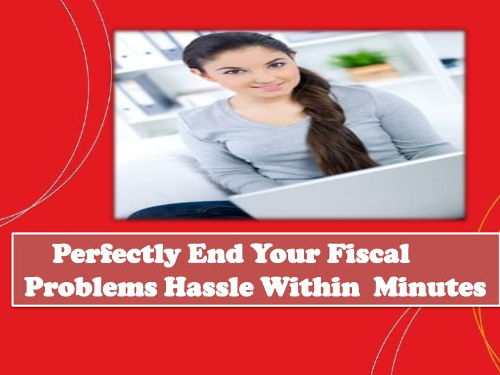Perfectly End Your Fiscal