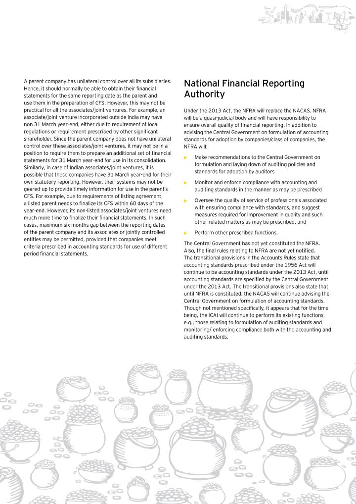National Financial Reporting