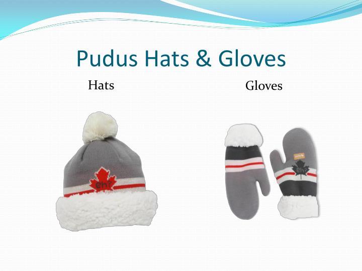 Pudus Hats & Gloves