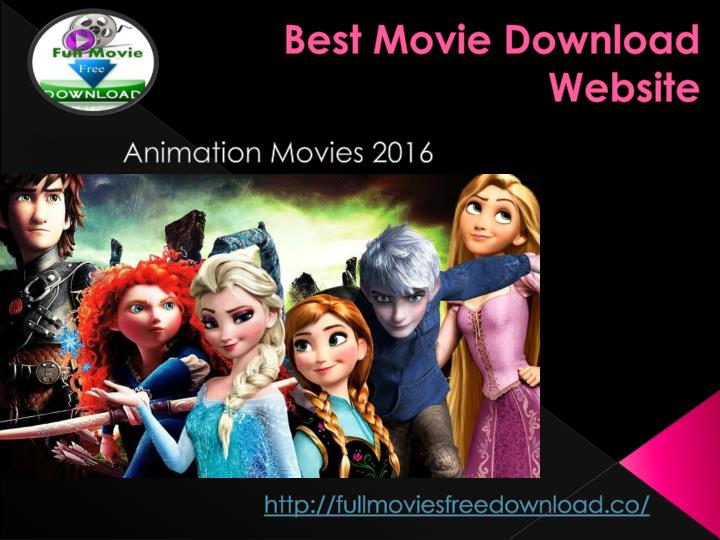 Best movie download website