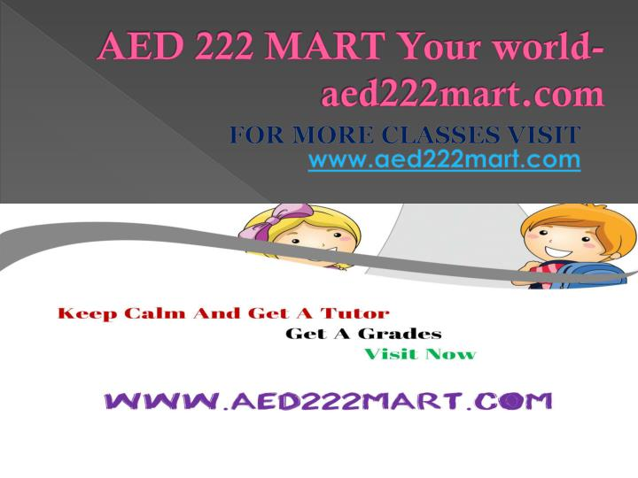 Aed 222 mart your world aed222mart com