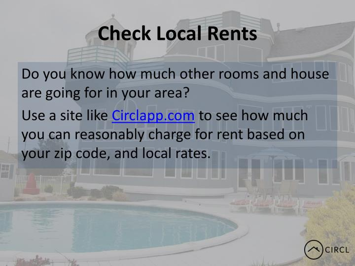 Check Local Rents