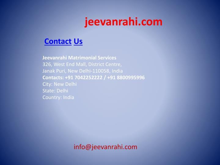 jeevanrahi.com