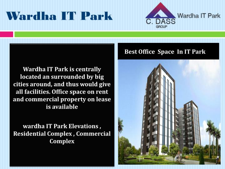Wardha it park1