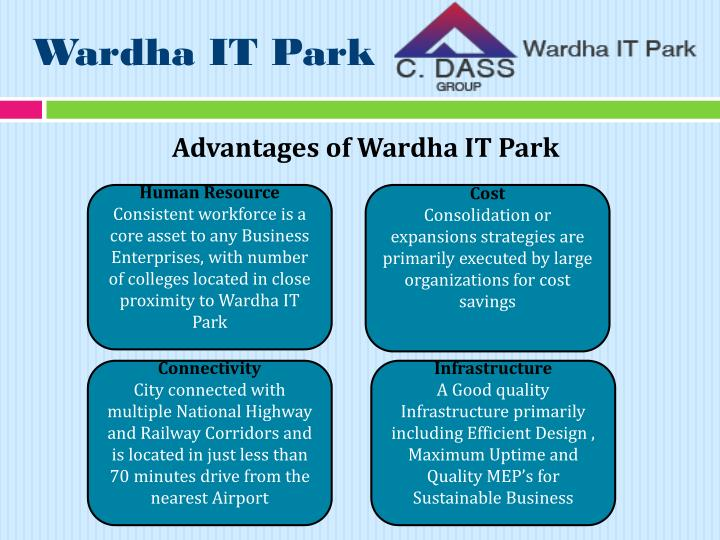 Wardha it park2