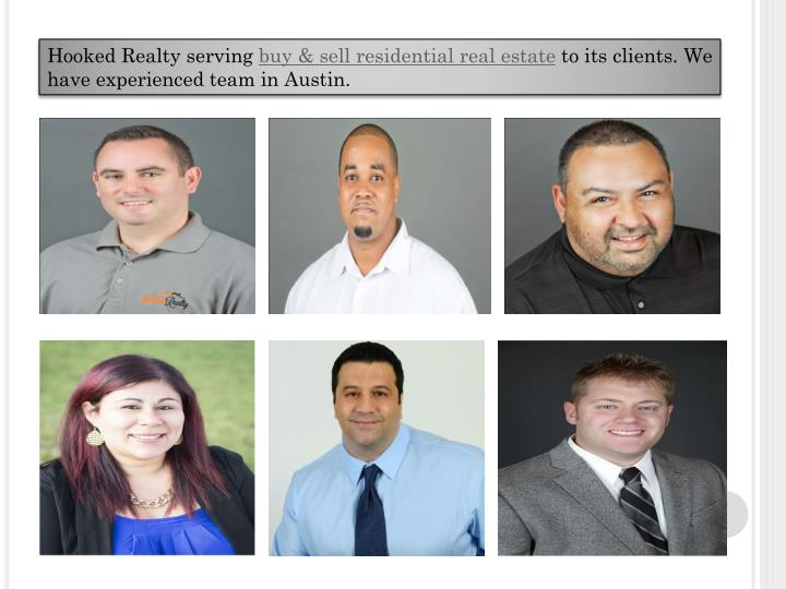 Hooked Realty serving