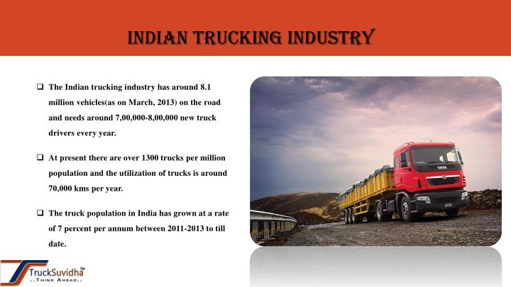 Indian Trucking Industry