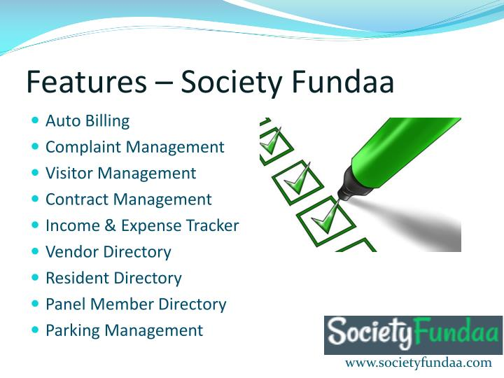 Features – Society Fundaa