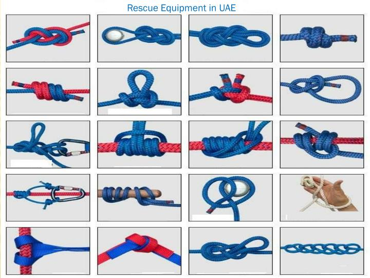 Rescue Equipment in UAE