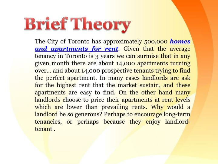 The City of Toronto has approximately 500,000