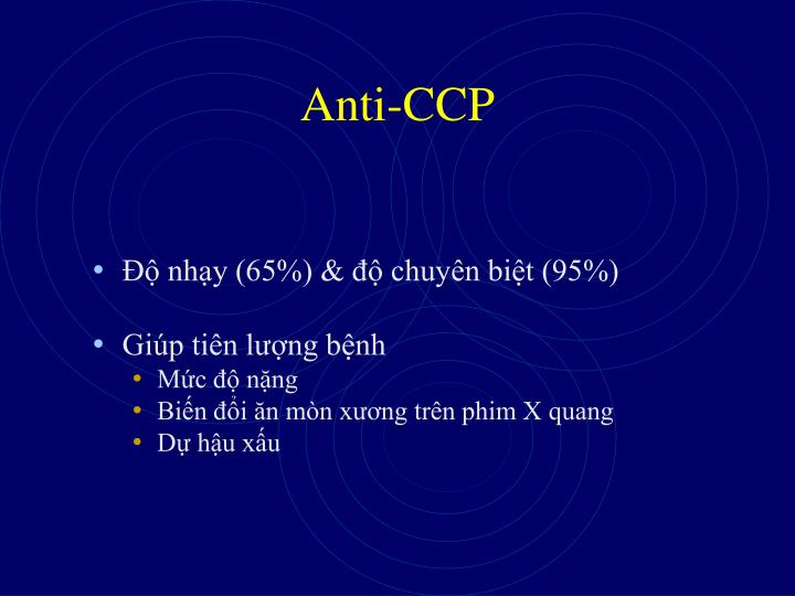 Anti-CCP