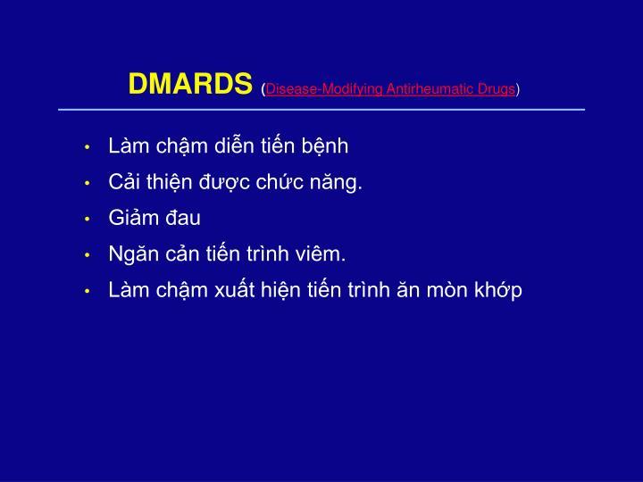 DMARDS