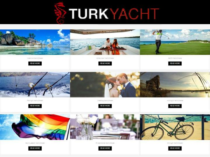 Turkey travel yachting marmaris