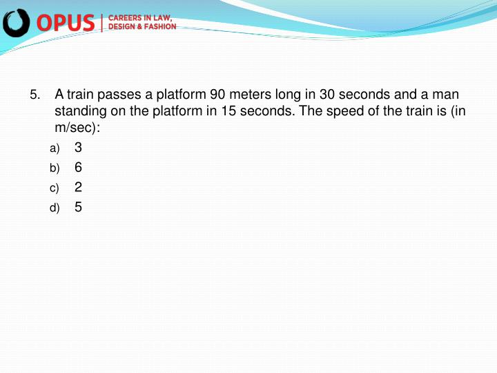 A train passes a platform 90