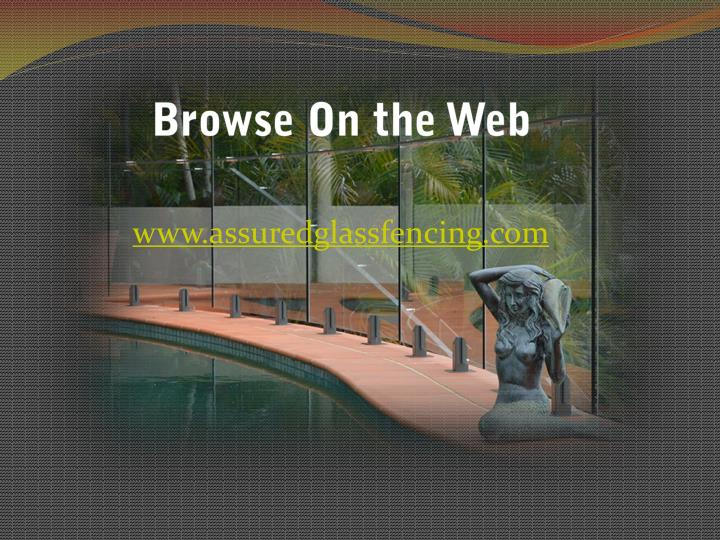 Browse On the Web