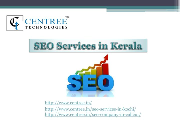 SEO Services in Kerala