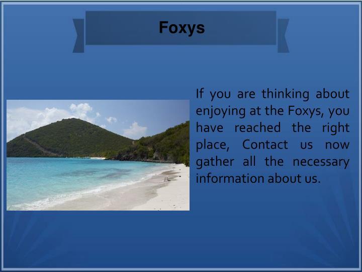 Foxys