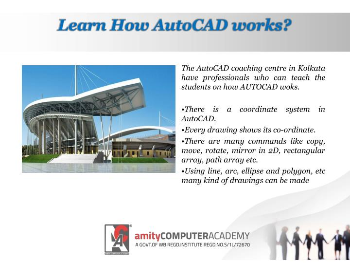 Learn How AutoCAD works?