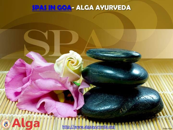 Spas in goa alga ayurveda