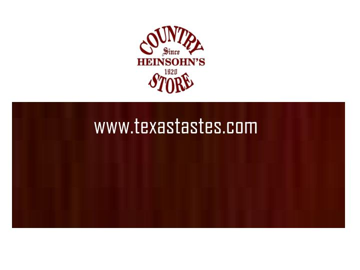 www.texastastes.com