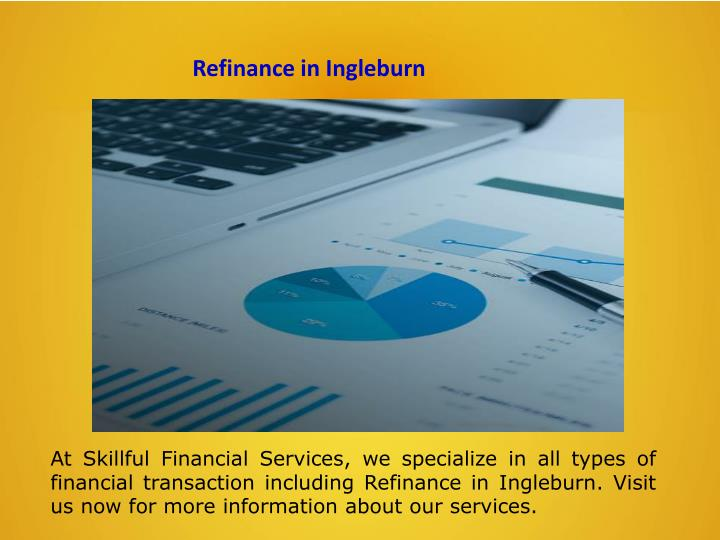 Refinance in Ingleburn