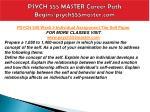 psych 555 master career path begins psych555master com7