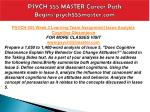 psych 555 master career path begins psych555master com8