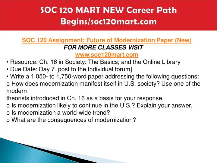 Soc 120 mart new career path begins soc120mart com2