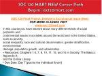 soc 120 mart new career path begins soc120mart com13